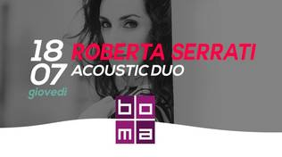 Cena in jazz al Boma di Varazze con Roberta Serrati