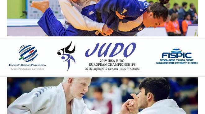 IBSA Judo 2019: cambionati europei di judo per ipovedenti e ciechi