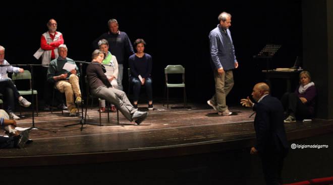 TEATRO SOCIALE CAMOGLI / TEATRI DEL PARADISO - presentata  la prima Stagione diretta da Sergio Maifredi