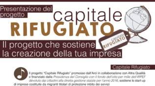 """Domani a Genova presentazione del progetto \""""Capitale Rifugiato\"""""""