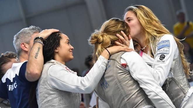 Constance Catarzi medaglia d'argento agli Europei Under 23
