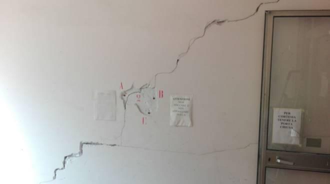 Criticità alla caserma dei vigili del fuoco di Savona