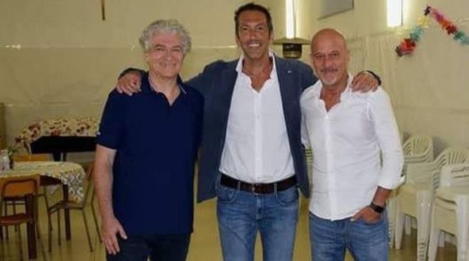 dixcorrendo Gioele dix Roberto arboscello Claudio bisio