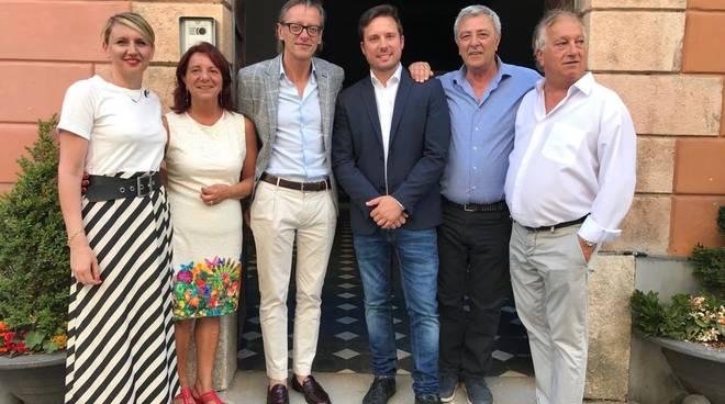Giunta Albenga Tomatis