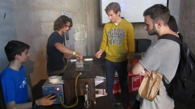 "I ""Giovani per la Scienza"" partner di Focus Live a Genova"