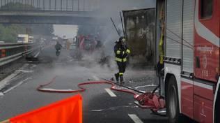 incendio a10 Andora