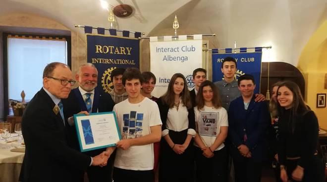 Interact Rotary Albenga