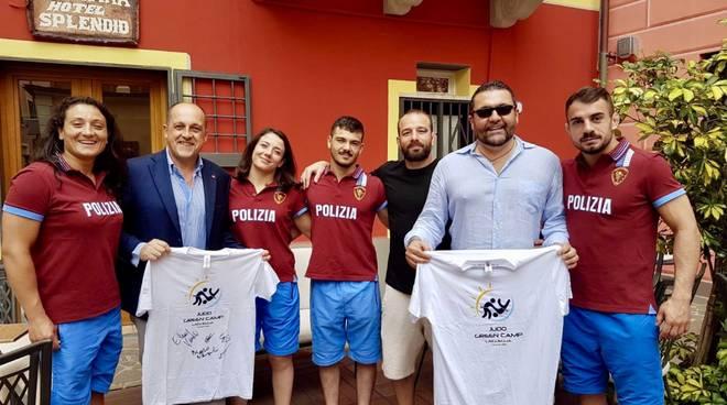 judo beach camp paolo Ripamonti Roberto sasso del verme