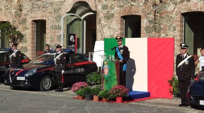 L'Arma dei Carabinieri festeggia 205 anni