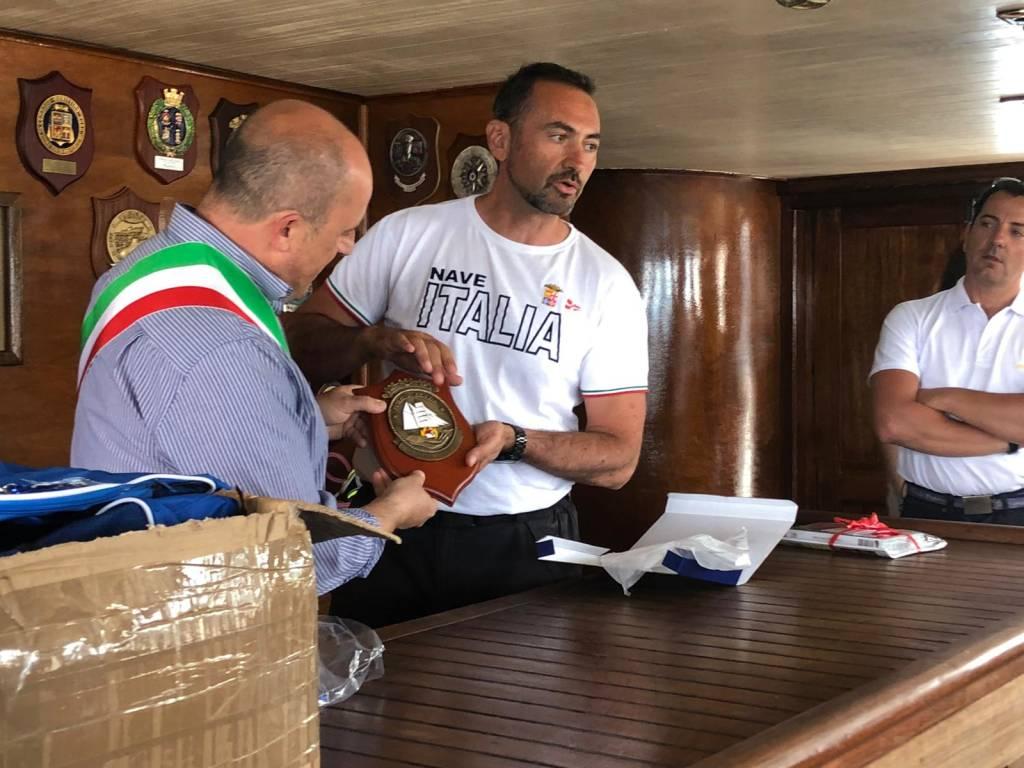 laigueglia nave italia