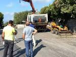 manutenzione strade ceriale