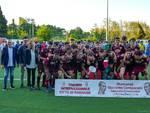 Memorial Giacomo Comparato: le premiazioni