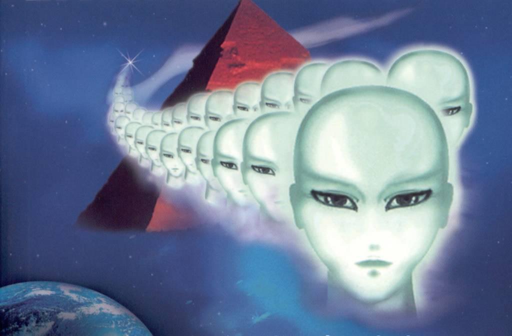 movimento raeliano alieni extraterrestri