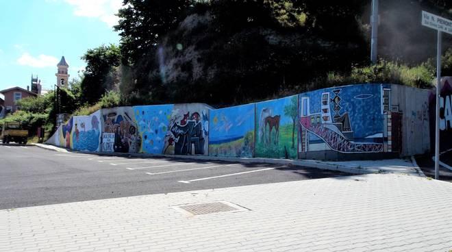 Murales Cadibona Quiliano