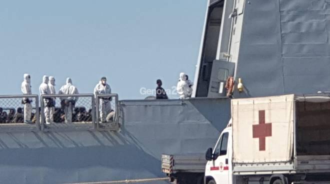 nave migranti