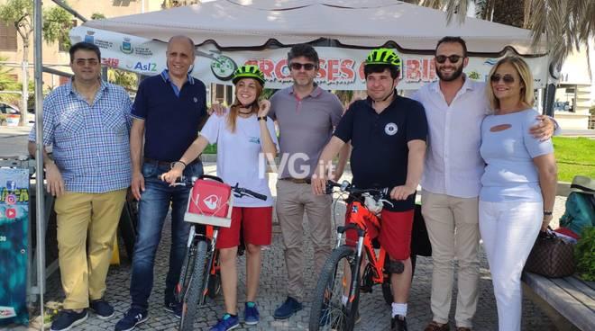 """Nelle Albisole torna """"Crosses on bike"""""""