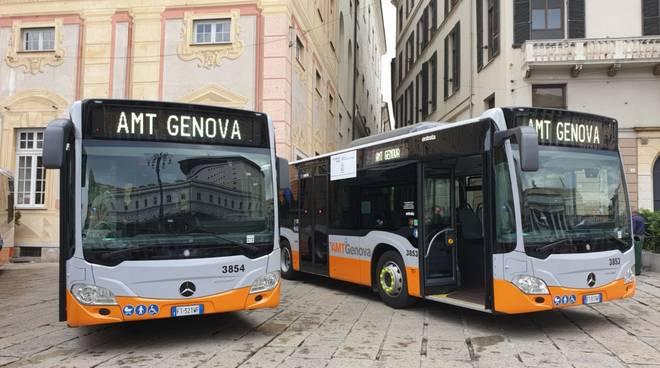 nuovi bus autobus amt
