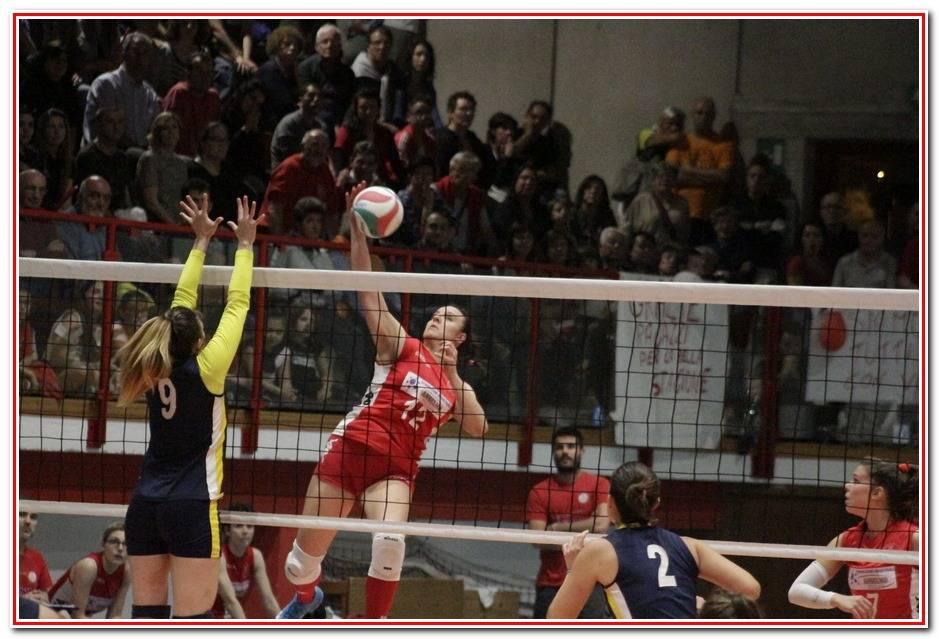 Pallavolo Carcare vs Acli Santa Sabina