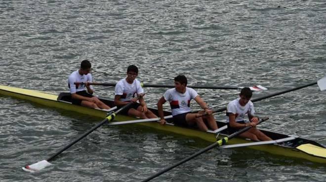Pioggia di successi a Pra' per Samp, Speranza e Rowing