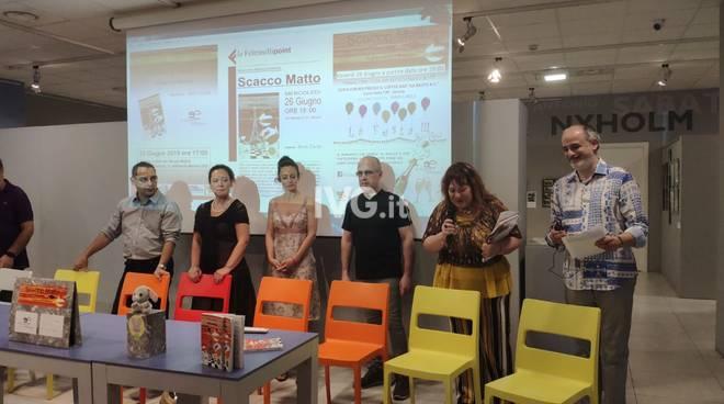 Presentazione libro Alessandra Maiorino