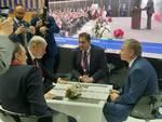 Regione Liguria Forum San Pietroburgo 2019