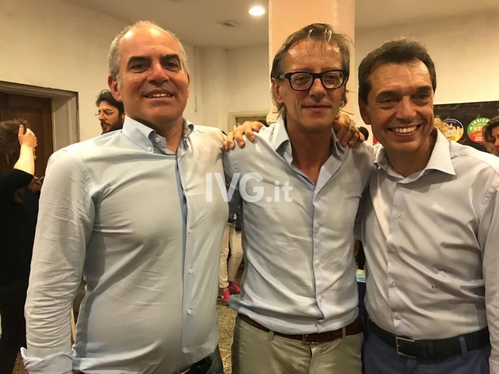Riccardo Tomatis Giorgio Cangiano Franco Vazio