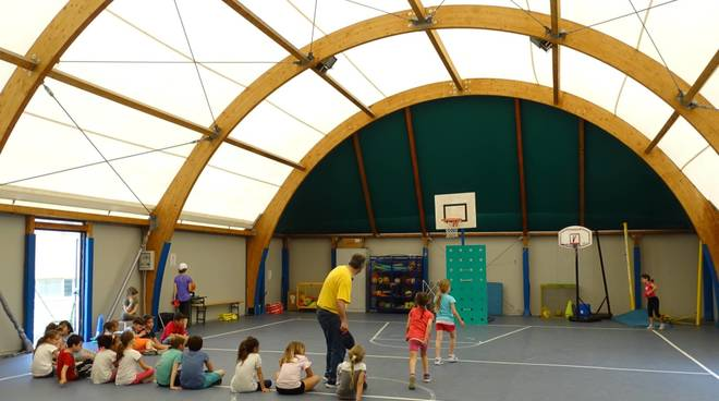 scuola sport scuole borghetto