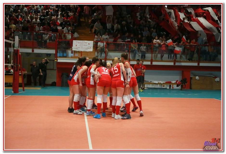 Serie C: Pallavolo Carcare vs Acli Santa Sabina