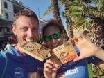 staffetta Doria Nuoto e Team KMP