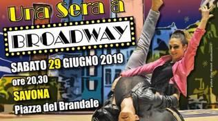 Una sera a Broadway