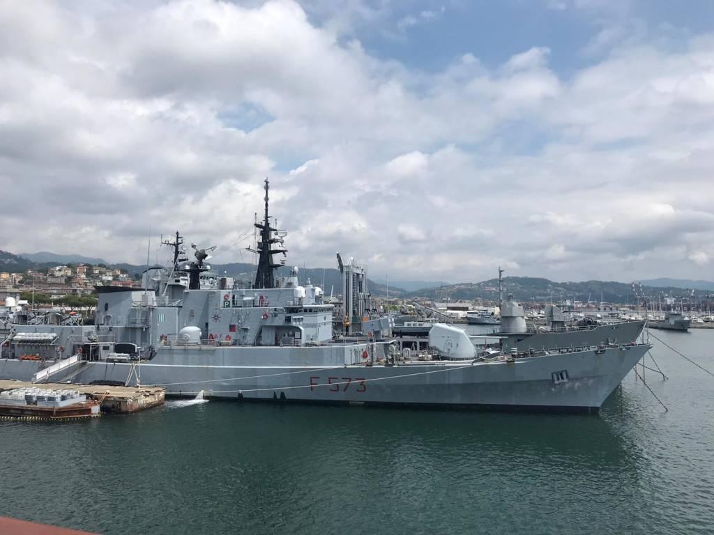 Unità navali marina genoa shipping week
