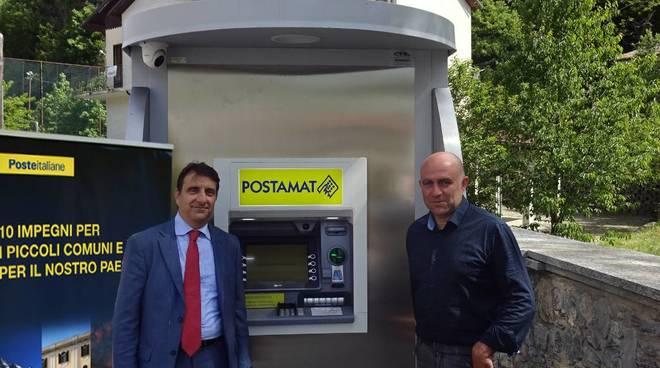 Sportello Bancomat Poste Massimino