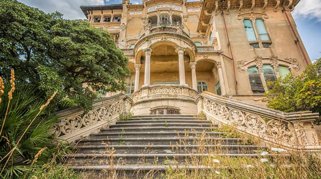 Villa Zanelli Savona
