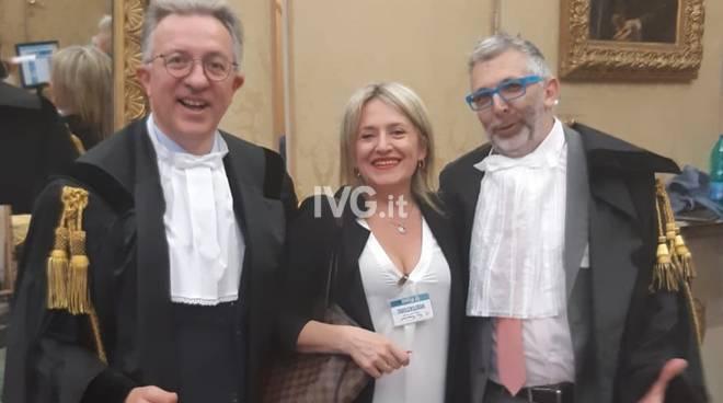 Carla Giuliani Lucrezia Novaro Giovanni Sanna