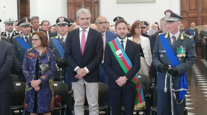 Alessandro Piana Guardia Finanza