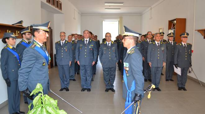 Guardia Finanza Savona 245 anni