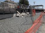 voltri spiaggia cantiere