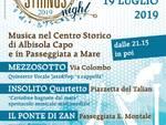 AlbiStrings Night 2019 Albisola Capo
