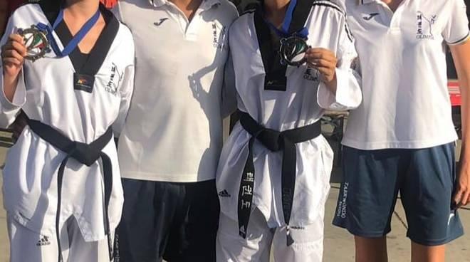 alice manca taekwondo
