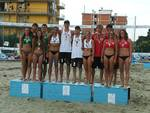 beach volley under 21