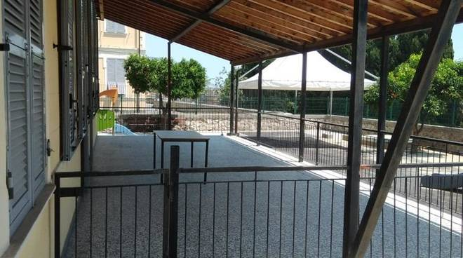 Campo solare di Pietra Ligure