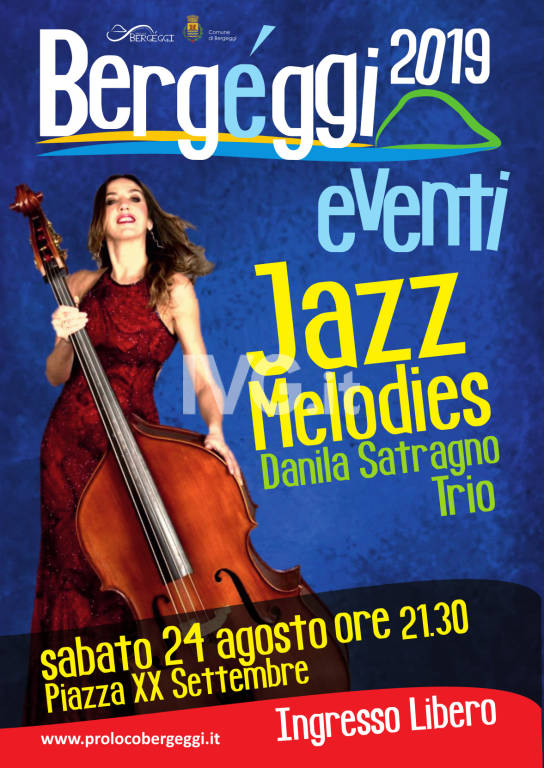 DANILA SATRAGNO TRIO - Jazz Melodies
