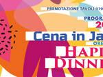 Cena in Jazz al Boma di Varazze- Gilson Silveira e Alberto Mandarini