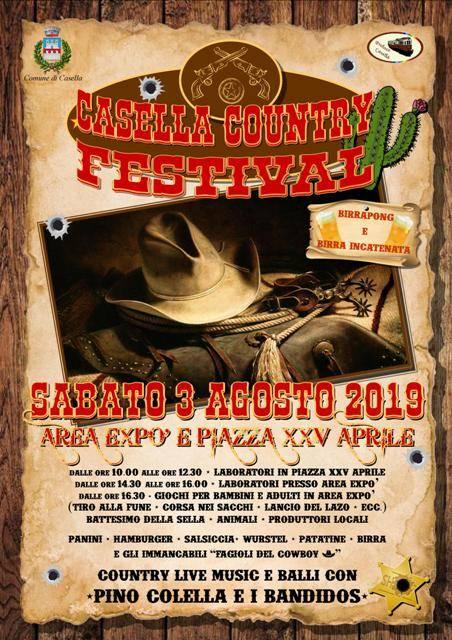 Casella Country Festival