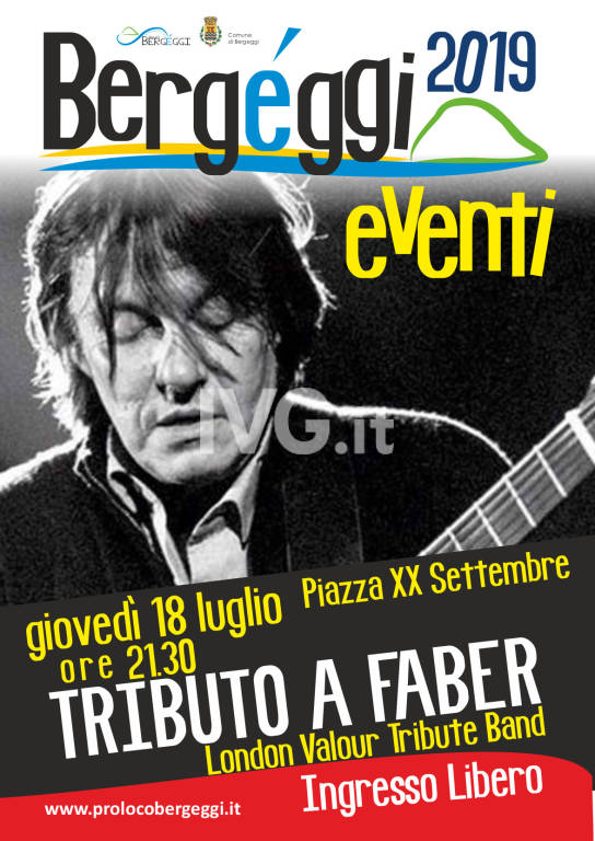 Tributo a FABER