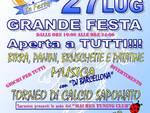 Festa A.S.D. Casellese a Casella