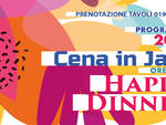 Cena in jazz al Boma di Varazze- Giulia Cancedda e Gianluca Vaccarino