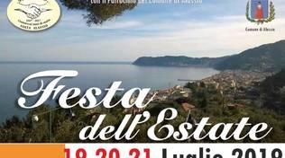 Solva (Alassio): domil prossimo week-end la Festa dell'Estate