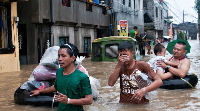 Vento, caldo, pioggia, tempesta. Istantanee di vita e ambiente nell'era dei cambiamenti climatici