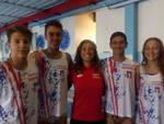 Amatori Nuoto Savona : 4 atleti ai campionati italiani